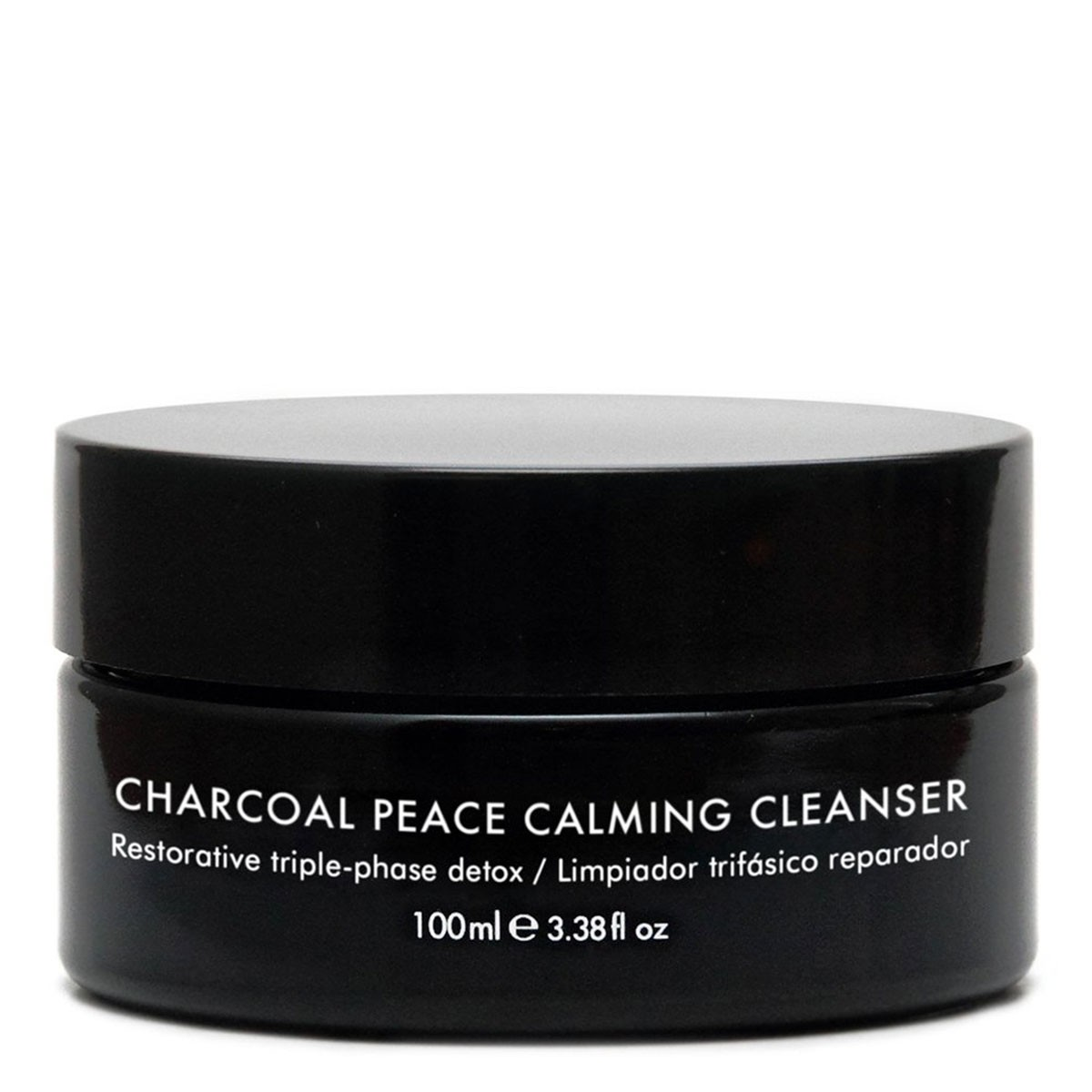 Twelve Charcoal Peace Calming Cleanser - limpiador carbon activado