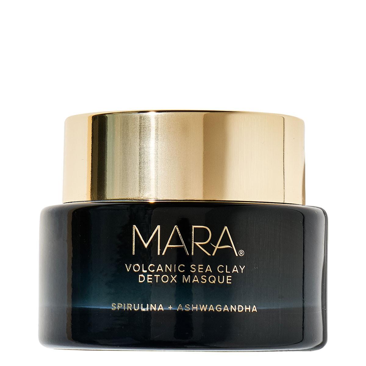 MARA Volcanic Sea Clay Detox Mask - Mascarilla détox que elimina completamente las impurezas de la piel.